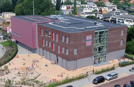 de Heemraad nieuwbouw - OBS Michiel de Ruyter