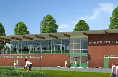 de Heemraad nieuwbouw - VV Amstelveen Heemraad