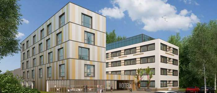 de Heemraad projectontwikkeling - Grutterij hotel