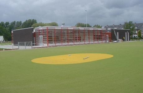 de Heemraad nieuwbouw - HKC Korfbalvereniging Haarlem